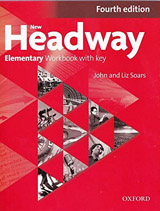New Headway Elementary (4th Edition) WORKBOOK WITH KEY WITH iCHECKER CD-ROM PACK