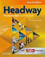 New Headway Pre-Intermediate (4th Edition) Student´s Book with iTutor DVD-ROM