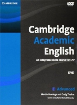 Cambridge Academic English C1 Class Audio CD and DVD Pack