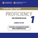 Cambridge CPE for updated exam 1 Audio CDs (2)