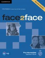 face2face 2nd edition Pre-intermediate Teacher´s Book with DVD