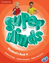 Super Minds 4 Student´s Book with DVD-ROM