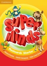 Super Minds Starter Flashcards