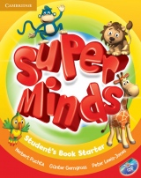 Super Minds Starter Student´s Book with DVD-ROM