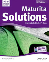Maturita Solutions (2nd Edition) Intermediate Student´s Book CZ