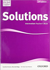 Maturita Solutions (2nd Edition) Intermediate Teacher´s Book with CD-ROM Pack