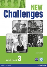 New Challenges 3 Workbook & Audio CD Pack