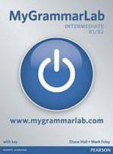 MyGrammarLab Intermediate Student´s Book with Answer Key & MyLab Access