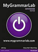 MyGrammarLab Advanced Student´s Book with Answer Key & MyLab Access
