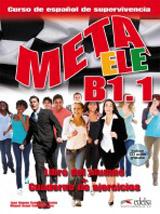 META ELE B1.1 - LIBRO DEL ALUMNO + CUADERNO DE EJERCICIOS