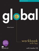 Global Beginner Workbook with key + CD