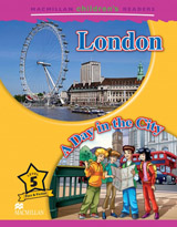 Macmillan Children´s Readers Level 5 London - A Day In The City