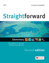 Straightforward 2nd Edition Elementary Student´s Book + Webcode
