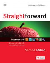 Straightforward 2nd Edition Intermediate Student´s Book + Webcode
