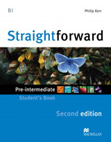 Straightforward 2nd Edition Pre-Intermediate Student´s Book