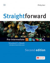 Straightforward 2nd Edition Pre-Intermediate Student´s Book + eBook