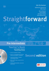 Straightforward 2nd Edition Pre-Intermediate Teacher´s Book Pack
