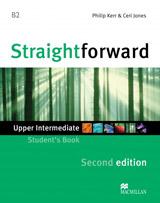 Straightforward 2nd Edition Upper-Intermediate Student´s Book