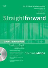 Straightforward 2nd Edition Upper-Intermediate Teacher´s Book Pack