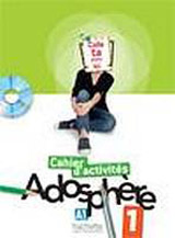 ADOSPHERE 1 CAHIER D´ACTIVITES + CD-ROM