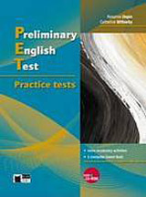 Preliminary English Test (PET) Practice Tests Student´s Book with Audio CD/CD-ROM