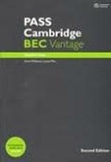 PASS Cambridge BEC Vantage (2nd Edition) Teacher´s Book + Class Audio CDs