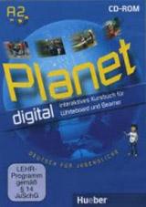 Planet 2 Interaktives Kursbuch für Whiteboard und Beamer - CD-ROM