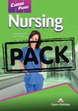 Career Paths Nursing Student´s Book + Audio CD