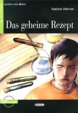 BLACK CAT - Das Geheime Rezept + CD (A1) ( Neuausgabe)