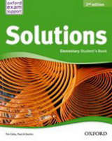 Solutions (2nd Edition) Elementary Student´s Book ( International English Edition)