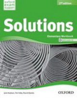 Solutions (2nd Edition) Elementary Workbook with Workbook CD