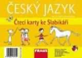 Slabikáø ètecí karty - 32 karet
