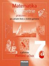 Matematika 7 pro ZŠ a VG Geometrie Pracovní sešit