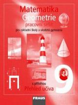 Matematika 9 pro ZŠ a VG Geometrie Pracovní sešit