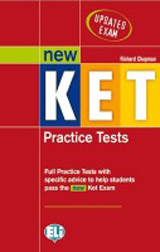 KET Practice Tests - With Key + 1 audio CD