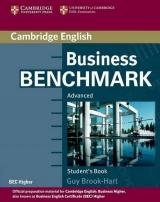 Business Benchmark Advanced Teachers Resource Book BEC and BULATS edition
