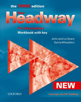 New Headway Pre-Intermediate Third Edition (new ed.) WORKBOOK WITH KEY