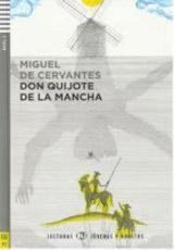 Lecturas ELI Jóvenes y Adultos 4 EL INGENIOSO HIDALGO DON QUIXOTE DE LA MANCHA + CD
