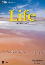 Life Intermediate Student´s Book + DVD