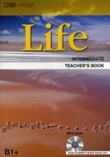 Life Intermediate Teacher´s Book + Audio CD