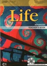 Life Advanced Teacher´s Book + Audio CD