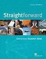 Straightforward Elementary Workbook + CD (without key)