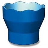 Kelímek na vodu Faber-Castell Clic&Go - modrý