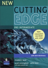 New Cutting Edge Pre-Intermediate Student´s Book + CD-ROM