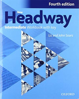 New Headway Intermediate (4th Edition) Workbook with Answer Key & iChecker CD-ROM