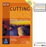 New Cutting Edge Intermediate Digital (Whiteboard Software) with User Guide