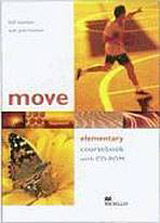 Move Elementary Coursebook + CD-ROM
