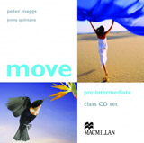Move Pre-Intermediate Class Audio CDs (2)