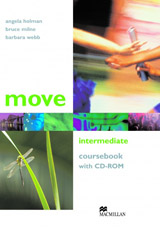 Move Intermediate Coursebook + CD-ROM