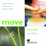 Move Intermediate Class Audio CDs (2)